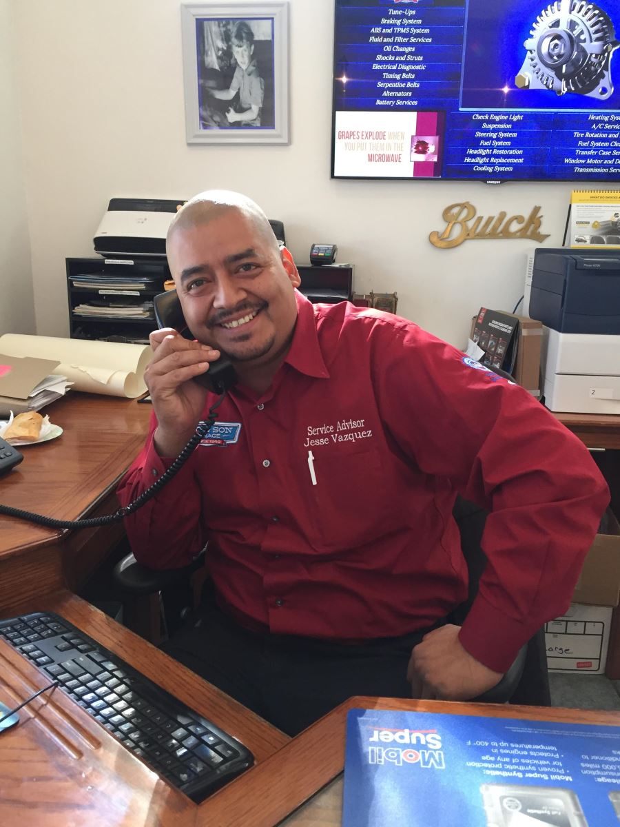Meet Our Team: Jesse Vazquez