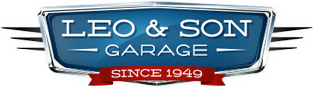 Leo and Son Garage - footer logo | Bellflower Auto Repair
