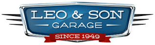 Leo and Son Garage - header logo | Bellflower Auto Repair