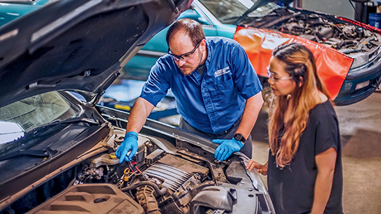 AAA Pre-Purchase Inspection Tips