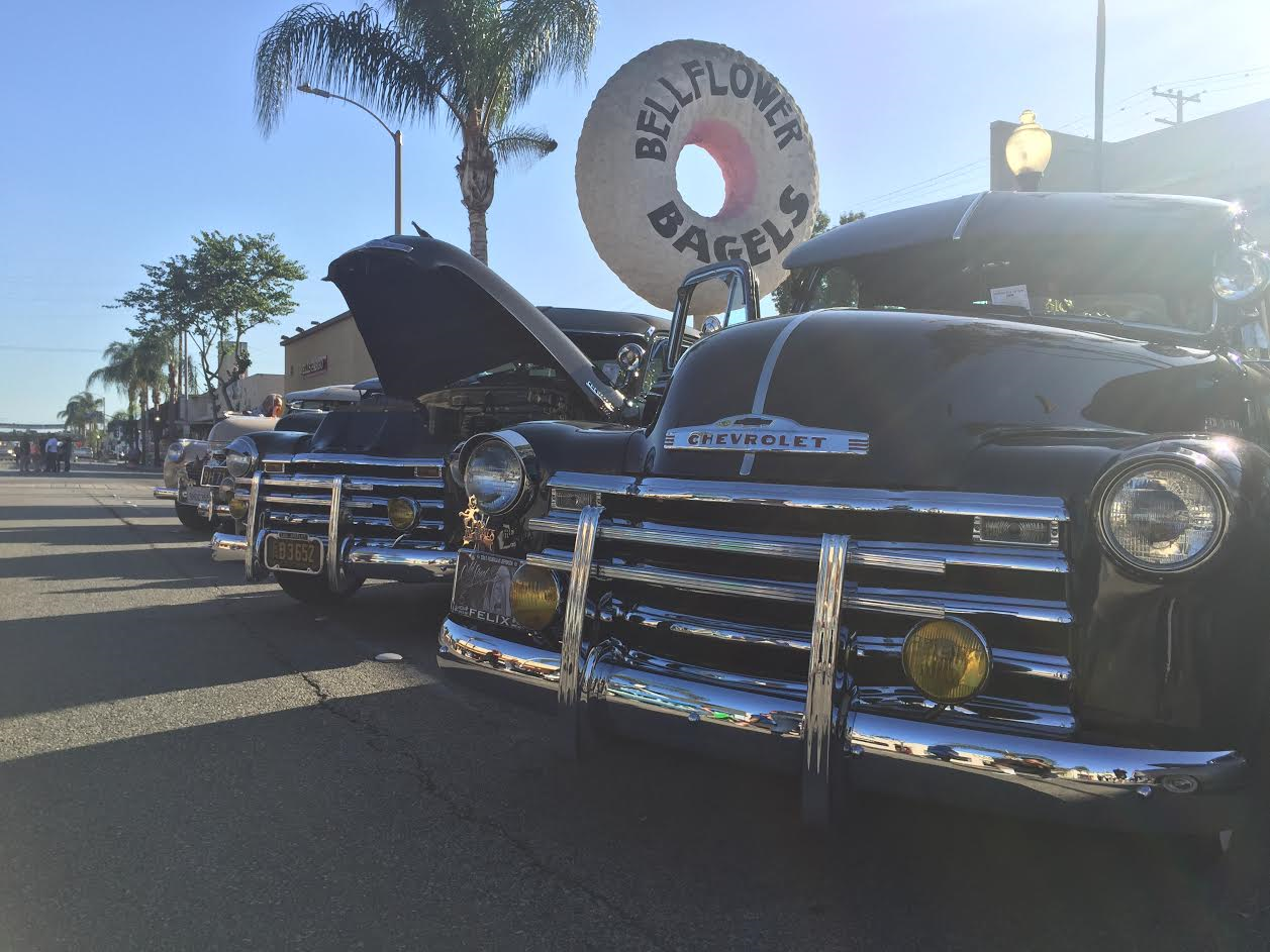 2016 Bellflower Car Show