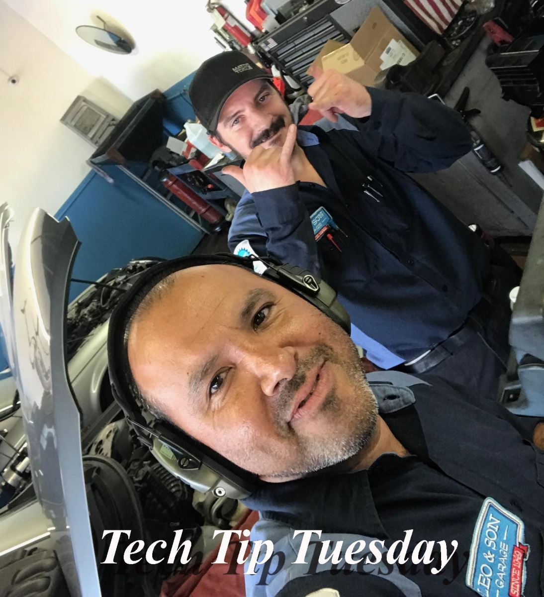 Tech tip Tuesday - January 23